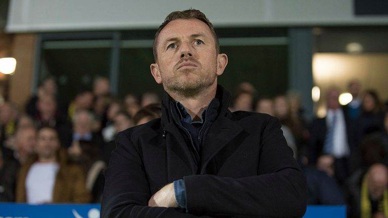 Gary Rowett has emerged as a possible managerial target for Nottingham Forest