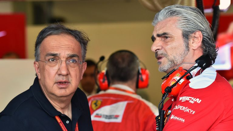 Sergio Marchionne not predicting 2017 title