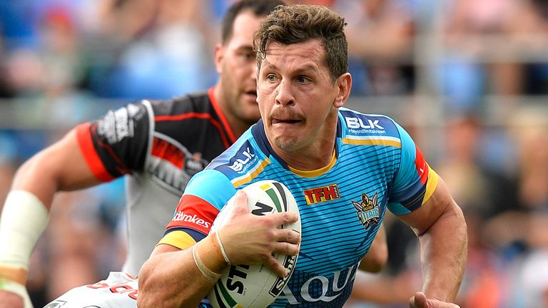 Greg Bird has signed a five-year deal with the Dragons
