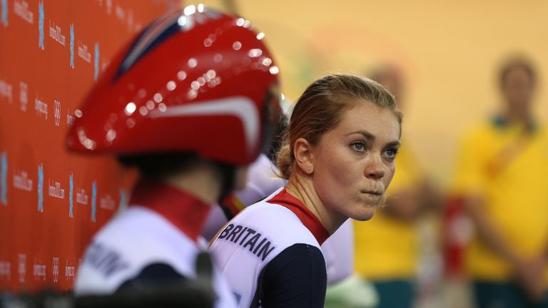 Jess Varnish's allegations were upheld by British Cycling last week