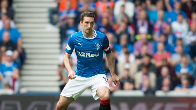 Lee Wallace could play a key part for Rangers at Celtic Park