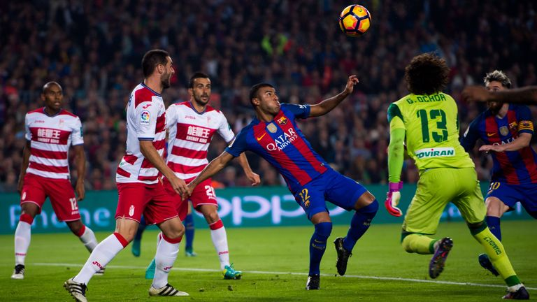 Image result for barcelona 1-0 granada
