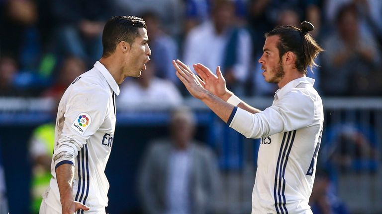 Real Madrid and Barcelona face tough test of La Liga title ...