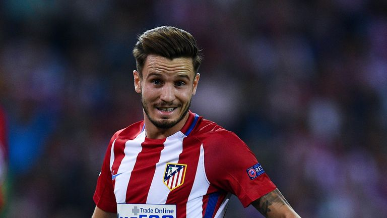 Saul Niguez scored a magnificent goal against Bayern Munich in last season's Champions League
