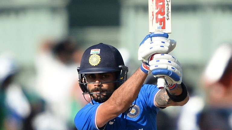 Virat Kohli will skipper India in ODIs as well as Tests
