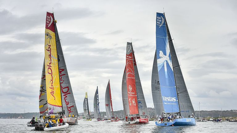 The Volvo Ocean race will visit 12 cities across six continents