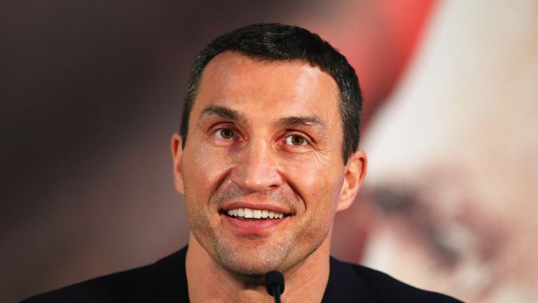 Wladimir Klitschko will be keeping a close eye on the IBF champion