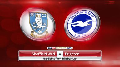 Sheff Wed 1-2 Brighton