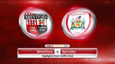 Brentford 0-2 Barnsley