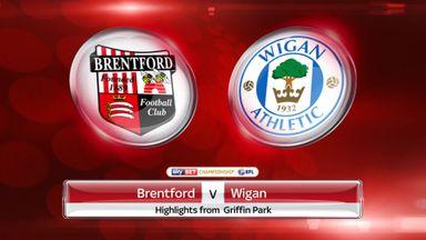 Brentford 0-0 Wigan