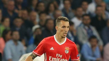 Alex Grimaldo has been linked with Manchester United
