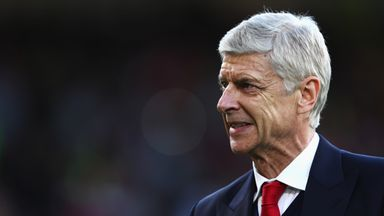Arsene Wenger was given a standing ovation at Arsenal's Annual General Meeting