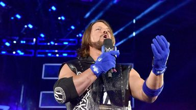 AJ Styles remains WWE World Champion - for now