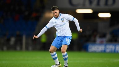 Sheffield Wednesday's Gary Hooper in action