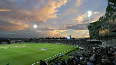 Headingley's shared stand is due for redevelopment