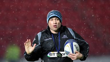 Matt Taylor will leave the Glasgow Warriors along with Gregor Townsend