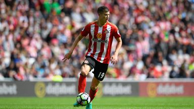 Paddy McNair has made five Premier League appearances for Sunderland