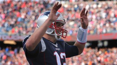 Tom Brady could be one of the stars of week seven's live games