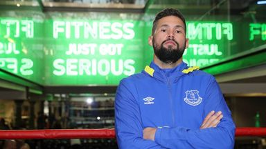 Tony Bellew is reaching the last few weeks of training ahead of David Haye fight on March 4, live on Sky Sports Box Office