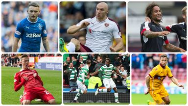 Some of the players Ian Crocker and Andy Walker think could make the difference mid-week in the Scottish Premiership