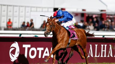 Wuheida may not come into her own until Epsom