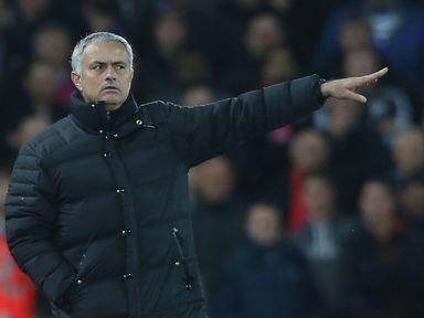 Manchester United boss Jose Mourinho returns to his former club