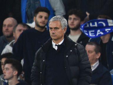 Jose Mourinho's Manchester United take on Burnley