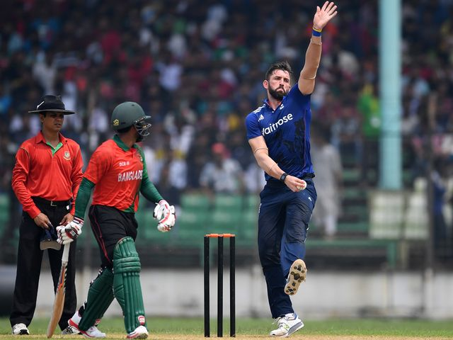 Buttler and Ali bail out England in Bangladesh warm-up
