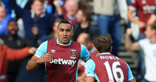 West Ham Rejects Marseille's Third Bid Of £22.5m For Dimitri Payet