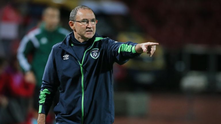 Martin O'Neill has plenty to ponder ahead of Ireland's next two games