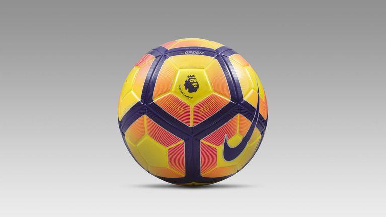 Nike Ordem IV winter Premier League football