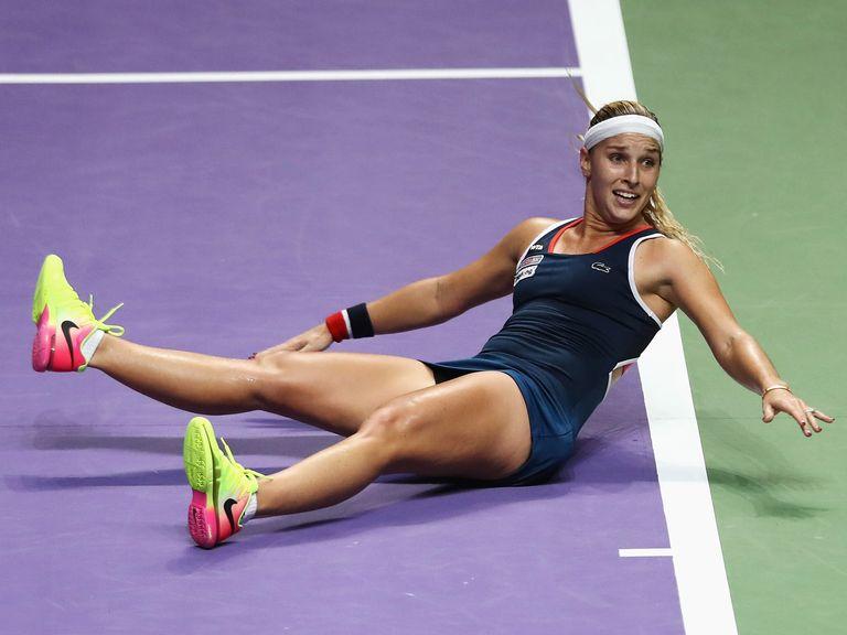 Dominika Cibulkova caps remarkable turnaround in Singapore ...