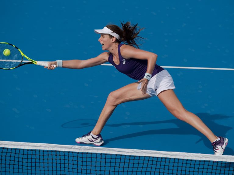 Radwanska powers past Konta to capture China Open title