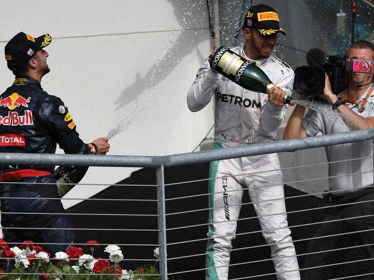 Nico Rosberg to 'keep it simple' in Formula 1 title race