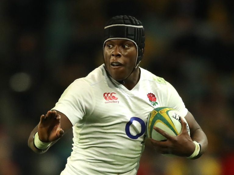 England's Maro Itoje ruled out of autumn internationals with broken hand