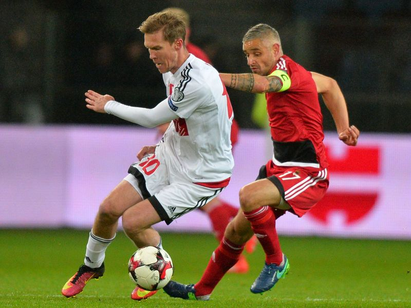 Video: Belarus vs Luxembourg