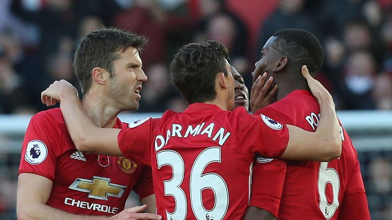 Carrick says United have deserved to take more points this season