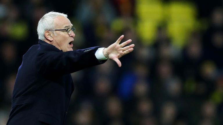 Claudio Ranieri may dip into the transfer market in January
