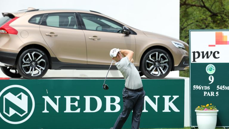 Swede Noren storms into Sun City lead with 67