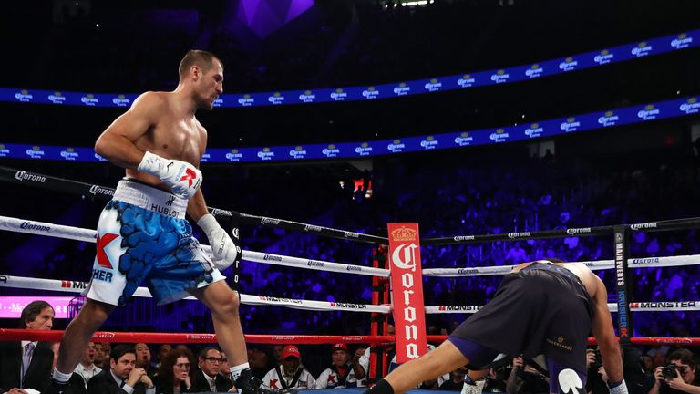 Andre Ward takes decision win over Sergey Kovalev