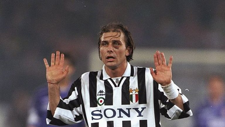 Image result for conte 1995-96