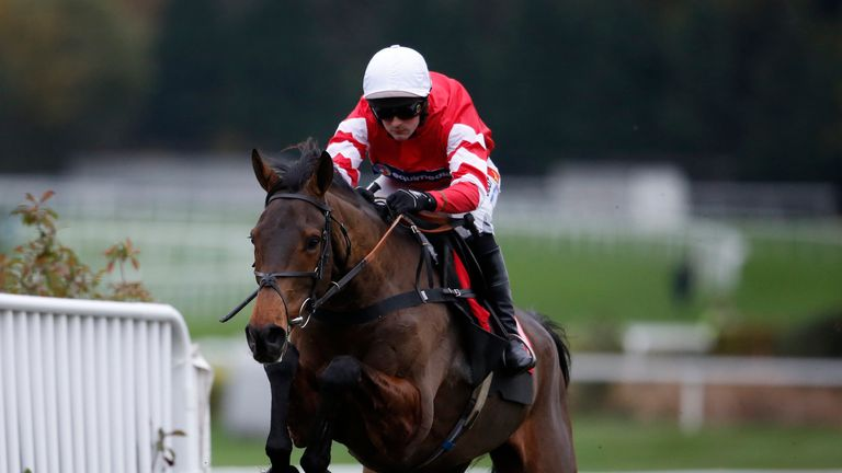 Coneygree has been entered for the Lexus Chase