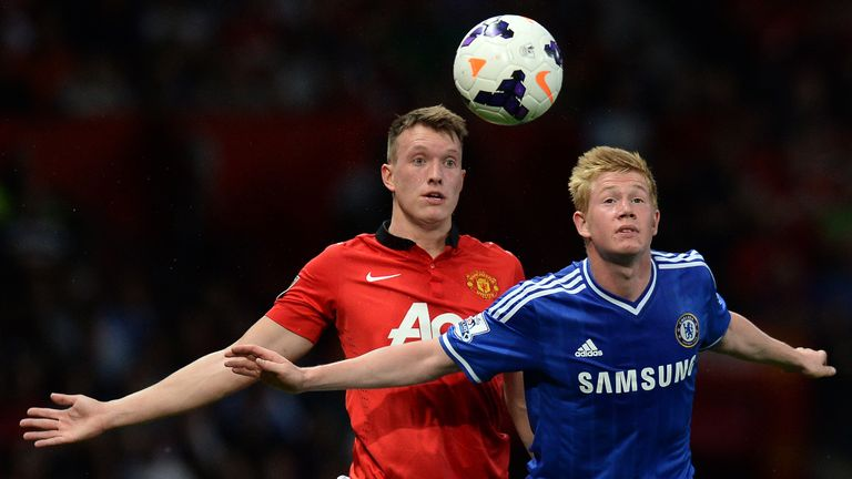 De Bruyne failed to impress Jose Mourinho during his time at Chelsea