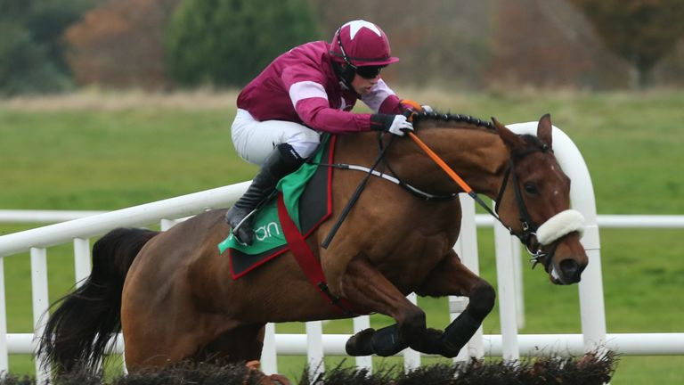 Death Duty: Working well ahead of Punchestown