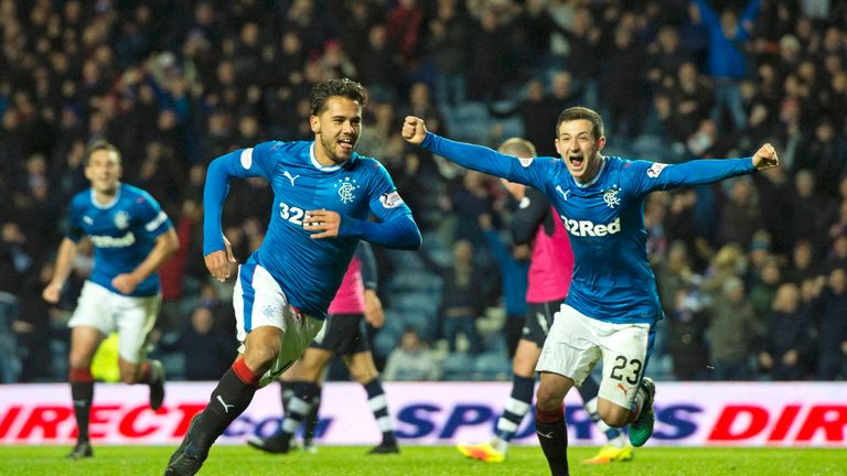 Rangers travel to Tynecastle on Wednesday night