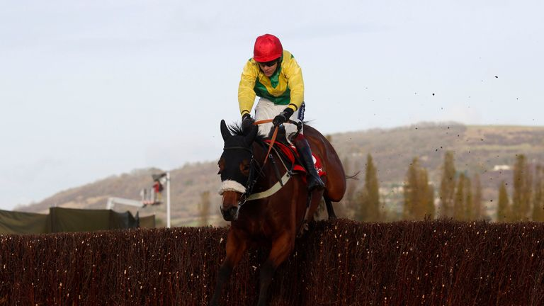 Fox Norton: Should recover in time for a Champion Chase prep