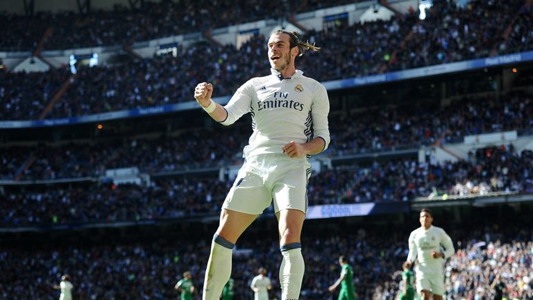 Gareth Bale left Tottenham for Real Madrid in 2013