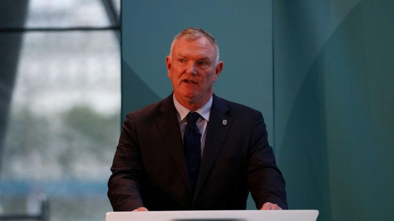 Greg Clarke is hoping to appoint more female members to the FA board
