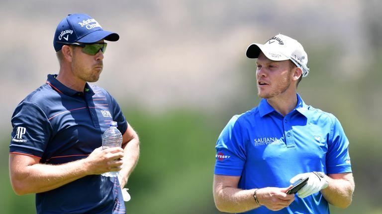 Henrik Stenson holds a commanding lead over Willett in the Race to Dubai