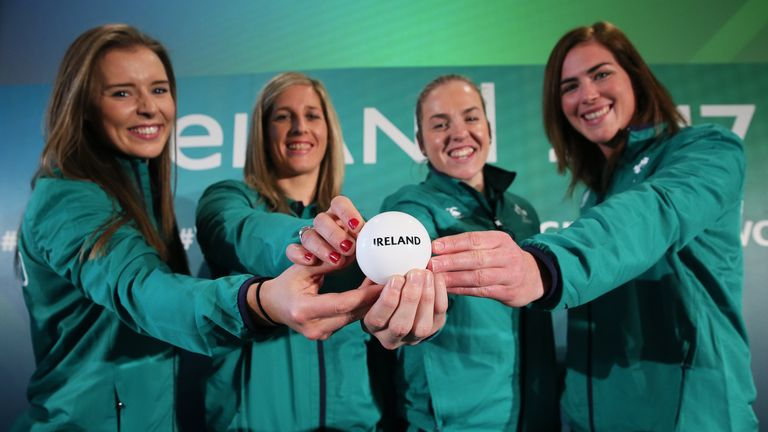 Ireland will host 2017 Women's Rugby World Cup this summer